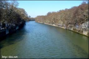 Isar(イザール川)