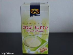 Krüger Chai Latte Fresh India(クルガーチャイラテフレッシュインディア)