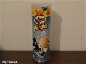 Pringles(プリングルスソルト&ペッパー)