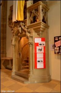St.Paul(ザンクトパウル教会)展望台への入り口