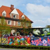 【ミュンヘン観光】Schlachthof周辺散歩