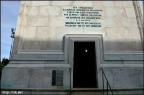 Bavaria像入り口