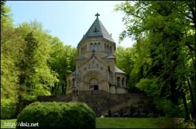 Votivkapelle(ヴォティーフ教会)
