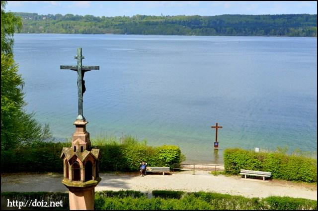 Votivkapelle(ヴォティーフ教会)からの眺め