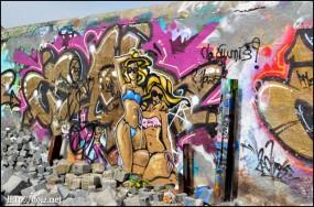 Schlachthofの壁