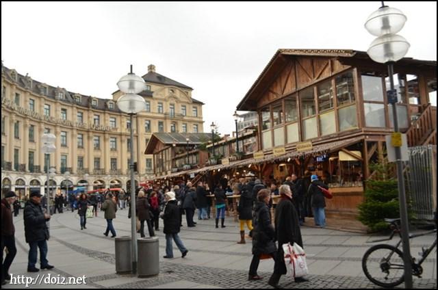 Karlsplatz(Stachus)