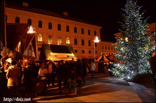 Mittelaltermarkt中世のクリスマスマーケット