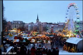 Erfurtのクリスマスマーケット