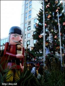 Stuttgartのクリスマスマーケット
